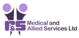 R and S Medical and Allied Services Ltd Logo